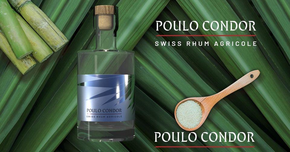 Poulo Condor - Rhum Suisse