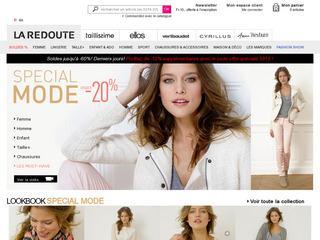 Laredoute.ch - Le Catalogue la Redoute en Ligne
